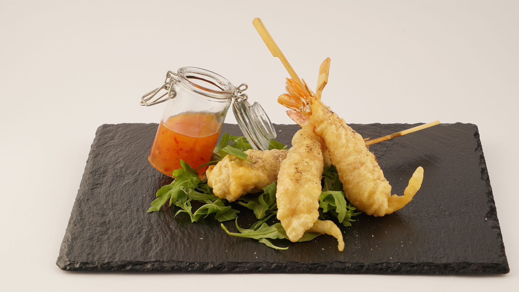 tempura di gamberoni